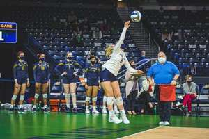 Sports Feature: Volleyball