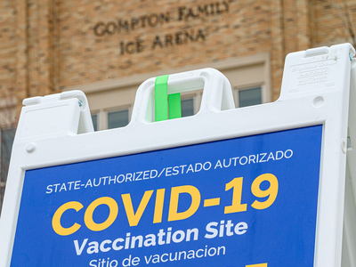 Vaccine Efforts On and Around Campus